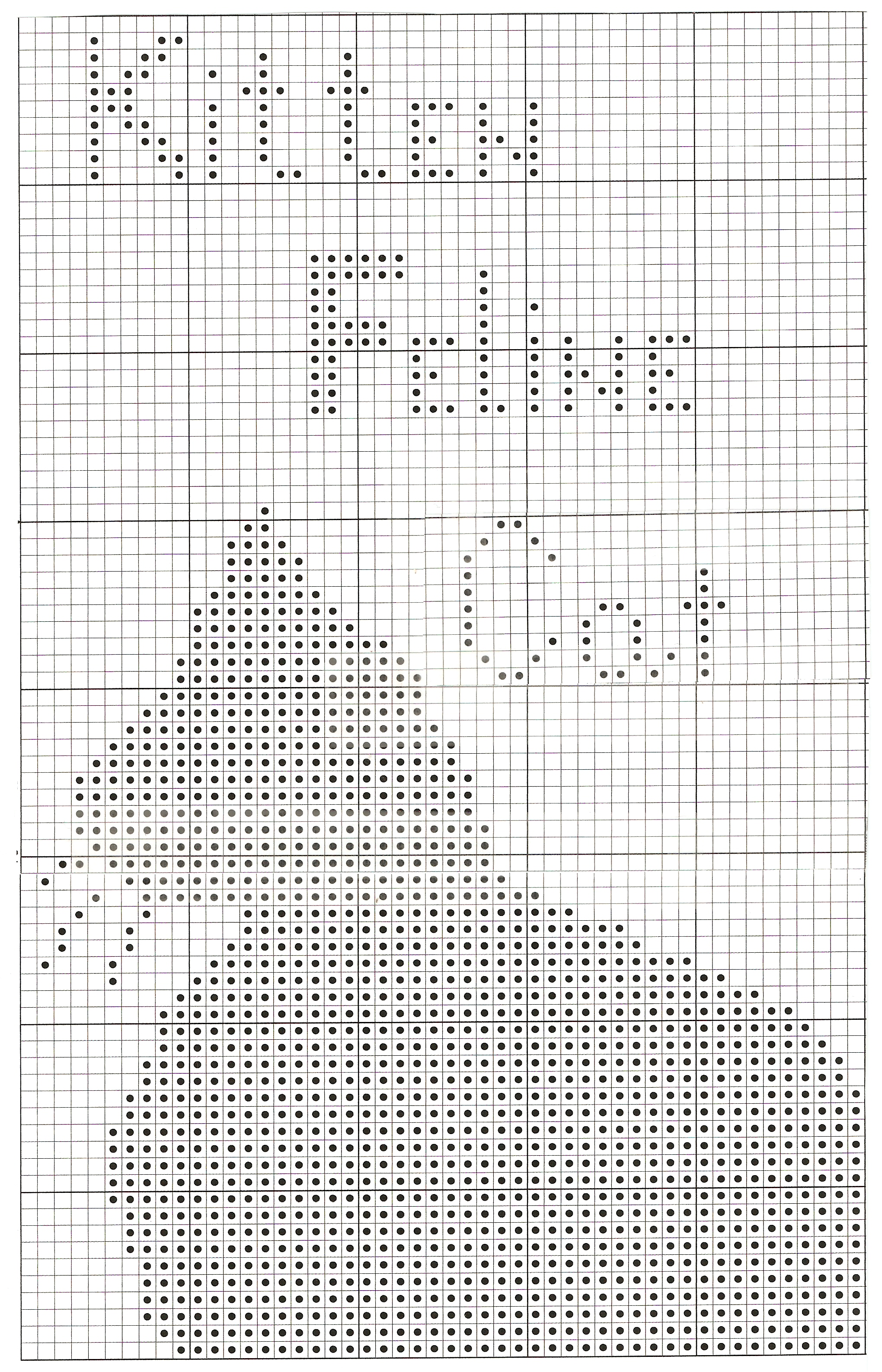 Free Counted Cross Stitch Pattern A Celebration Of Cross
